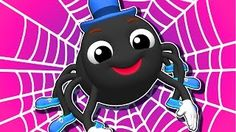 """""""Incy Wincy Spider"""" 