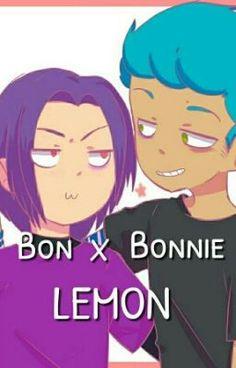 """#wattpad #fanfiction Un lemon One-shoot de Bon x Bonnie basado en la historia de HiruNeko """"Más que un Simple Amigo""""  Disfruten y no se olviden de pasarse por su historia!! <3"""