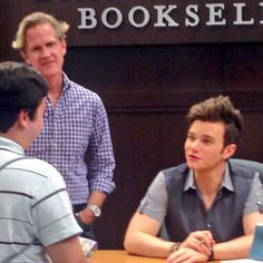 The Land Of Stories: Beyond The Kingdoms' Signing In Los Angeles (July 18, 2015)