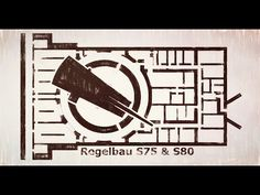 AtlanticWall Regelbau & - 38 cm Naval Gun - The Adolf Gun Bunker. is the ammunition depot of the Bunker and The is the for machine r. Siegfried Line, Doomsday Bunker, Types Of Shells, Hms Hood, Gun Turret, Doomsday Preppers, Underground Bunker, Bunker Hill, Fortification