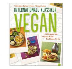 VEGAN Internationale Klassiker I Vegan Backen   Vegan Kochbuch   Geschenke für Veganer   Geschenkidee   vegane Rezepte I Entdeckt von Vegalife Rocks: www.vegaliferocks.de ✨ I Fleischlos glücklich, fit & Gesund✨ I Follow me for more vegan inspiration @vegaliferocks #vegan #veganbacken #veganerezepte