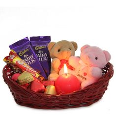 Choose from a wide collection of Promise Day gifts from Call Us:+91 7353405555