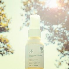 Shine on with Arbonne Intelligence® Genius Booster Serum for Body