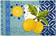 Homefires Lemons Rug & Reviews | Wayfair