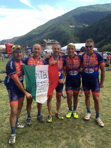 """""""Prestigio Mountain Bike 2016"""", all'Mtb Club Spoleto va il 4° posto"""