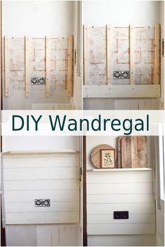 DIY Wandverkleidung Holz Selbermachen Renovierung Küche Landhaus Country  Kitchen