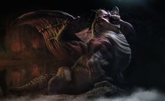 Dragon on Behance