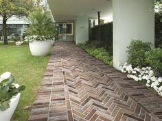 Bristol, brick effect tiles Brick Effect Tiles, Brick Look Tile, Brick Tiles, Brick Pavers, Brick Flooring, Floors, Interior Design Chicago, Interior Design Themes, Bristol