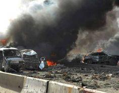 Dozen killed in Aleppo bomb blast