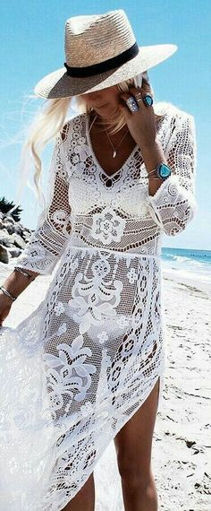Bohemian style of fashion