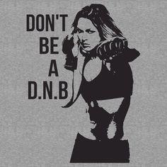 Don't Be a D.N.B by oolongtees