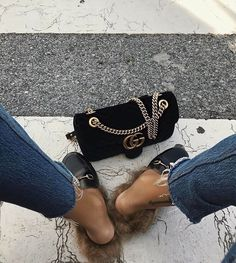 Gucci loafers and marmont bag | streetstyle | winter look | winter style | winter outfit inspiration | fashion inspo