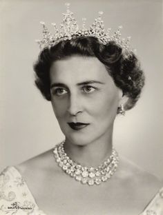 Princess Marina, Duchess of Kent, by Dorothy Wilding, 1953