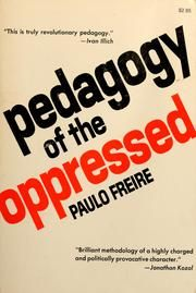 Pedagogy of the Oppressed by Paulo Freire P/B) Sociology, Philosophy - the revised version is best Used Books, Books To Read, Action Research, Critical Theory, Future School, School Psychology, Sociology, Oppression, Reading Lists