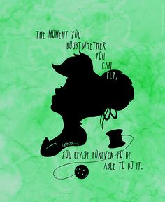 Tinkerbell Peter Pan Disney Fairy Art J. Deco Disney, Arte Disney, Disney Magic, Disney Art, Disney Songs, Pocahontas, Disney Princess Quotes, Disney Quotes, Disneyland Quotes