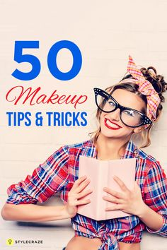 50 Essential Face Makeup Tips And Tricks For Beginners In 2017