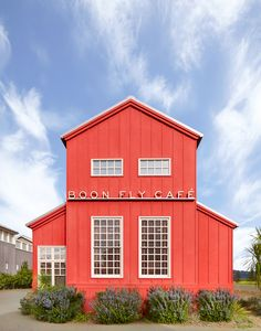 A Napa-local favorite: The Boon Fly Cafe at The Carneros Inn