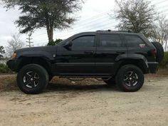 2006 lifted jeep grand cherokee
