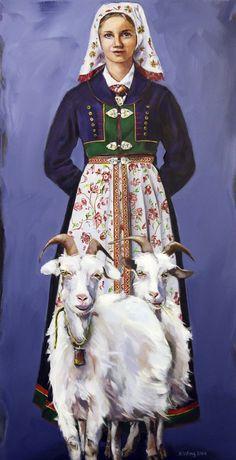 Line S, Folklore, Vikings, American Girl, Norway, Paintings, Art, The Vikings, Paint