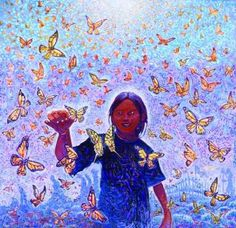 "by Shonto Begay""Above Confused Ground"""