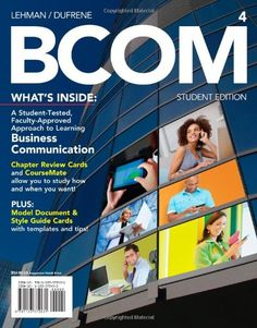 BCOM ( Business Communication CourseMate eBook « Library User Group