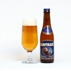 Gouyasse Tripel - Brasserie des Legendes, Irchonwelz, België. Beoordeling GGOB:6,2. Eigen beoordeling: 7