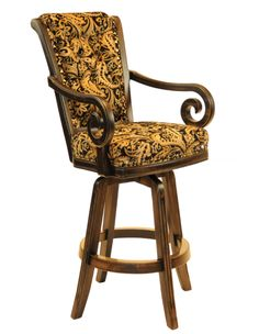 Check Out This Elegant Bar Stool From Billiard Factory Today Can Be Customized To Have Your Preferred Height Wood Fabric Finish And More