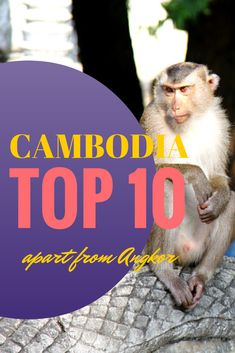 Top 10 of places to travel to in Cambodia apart from Angkor Wat in Siem Reap http://www.cityseacountry.com/top-10-impressions-from-cambodia/