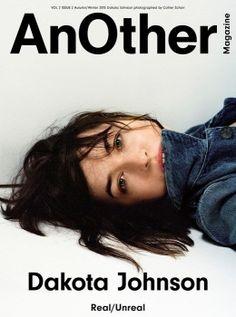AnOther Magazine F/W 15.16 : Tilda Swinton & Dakota Johnson - the Fashion Spot