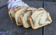 Nussstollen - Backen mit Christina Dessert Cake Recipes, Sweets Cake, Desserts, Bakery, Food And Drink, Bread, Sweet Bread, Challah, Sweet Recipes