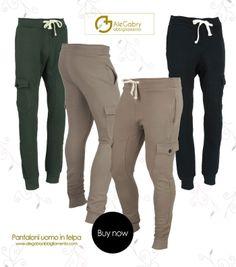 #Pantaloni_uomo sportivi in felpa per un look casual ricercato Tra le mille interpretazioni dello stile dell'abbigliamento maschile, scegliere il casual riporta sempre al concetto irrinunciabile di comoda praticità. Dal Negozio: http://www.alegabryabbigliamento.com/66-pantaloni-uomo Dal Blog:http://www.alegabryabbigliamento.com/moda/pantaloni-uomo-sportivi-in-felpa-per-un-look-casual-ricercato