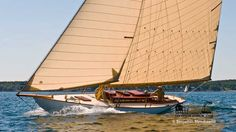 Boat Videos, Wooden Boat Building   Sailing, Docking & Rowing a Boat