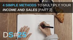 simple methods to multiply your income and sales #mindsetisalifestyle #mission #personaltrainer  #everyday #worthit #thenewmejourney #newlifestyle #mlm  #change #inspire #restore #changingmylife #success #in #healthyliving #freedom #worthy #marketing #business #businessopportunity #womanonamission #sober #soberlife #marketingopportunity #workdo #soberliving #recovery #sobriety #rehab