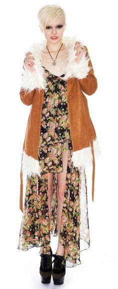 UNIF Bridget Coat. need this in my life!