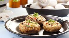 Gevulde portobello champignons uit de stoomoven - Recepten zoeken