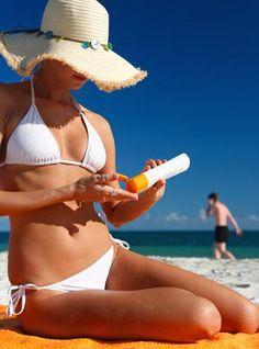 Nunca esqueça o filtro solar no rosto, reaplicando de 2 em 2 horas. No mínimo fator 30 e verifique se há proteção dos raios UVB E UVA. Patrícia Garbuio