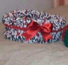 My Chiristmas basket