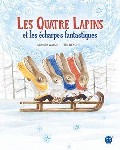 """Résultat de recherche d'images pour """"les quatre lapin et une echarpe fantasqique"""""""