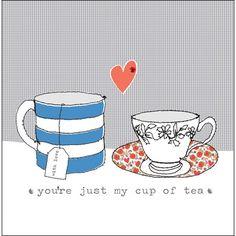tea heart