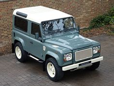 2015 (65) Twisted Defender 90 Retro Edition T60 for sale | Keswick Green