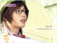 Kim Hyun Joong 김현중 ♡ glasses ♡ hat ♡ Kdrama ♡ Kpop ♡