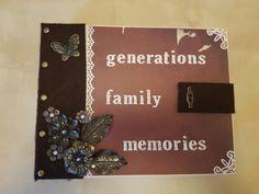 Fotoalbum - Familie