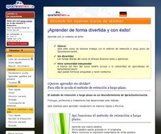 Deutsch für Spanier lernen mit Langzeitgedächtnis-Lernmethode