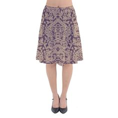 Sansa Fauxcade High Waist Skirt.  Show your geek love for Game of Thrones with this Sansa inspired frock.