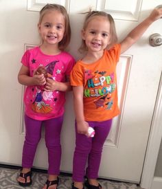 Identical twins R&R just turned 3!!                                                                                                                                                      Mais