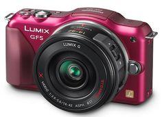 Panasonic Lumix DMC-GF5X Compact System Camera w/ Power Zoom Lens for $379.99 – EXP 3/25/2013