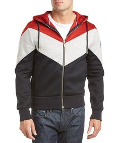 MONCLER Moncler Zip Sweatshirt'. #moncler #cloth #coats & jackets