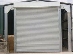 Industrial farm roller shutters