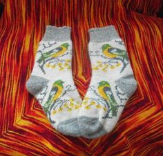 Ravelry: nettischaf's Kasachstan Yarns + Socks