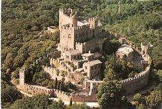 castello di requesens  spagna